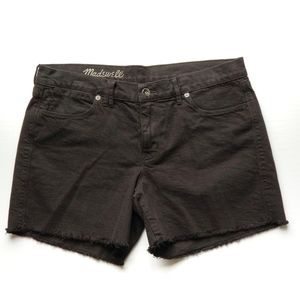 Madewell | Cut Off Jean Shorts